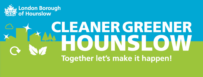 Cleaner greener hounslow logo